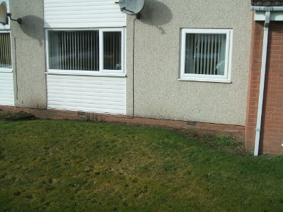 Ground floor 2 bedroom flat, Elgin TO LET